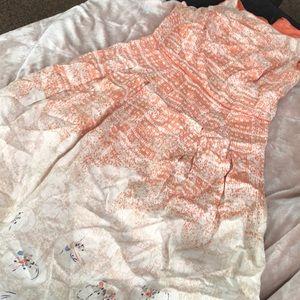 Elite Tahari linen dress size 10